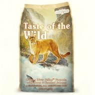 Taste of the Wild Feline Trucha y Salmon