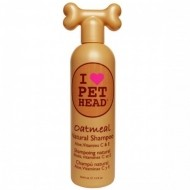 Pet Head Shampoo Natural de Avena