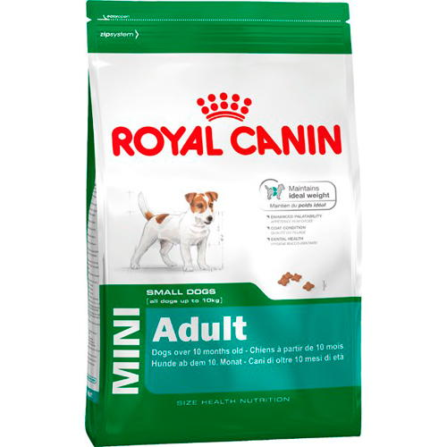 Royal Canin Adulto Mini